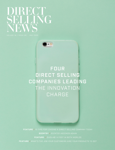 Direct Selling News - May 2020