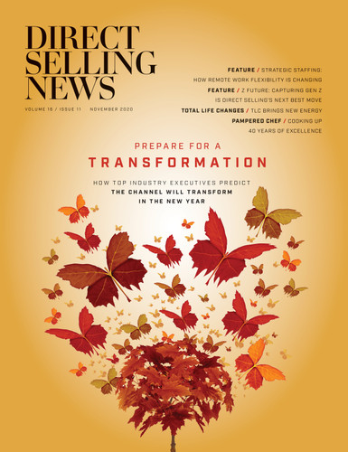 Direct Selling News - November 2020