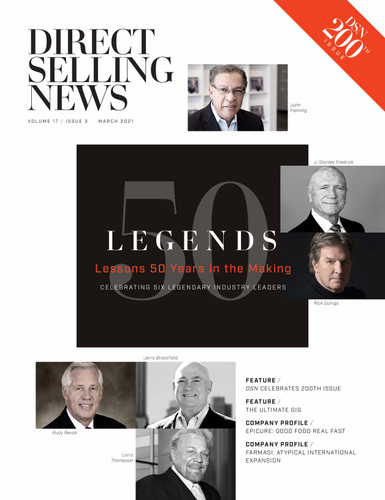 Direct Selling News - March 2021