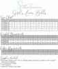 LUNA BELLS SET PDF Sewing Pattern & Tutorial