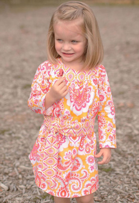 ALLIE DRESS PDF Sewing Pattern & Tutorial