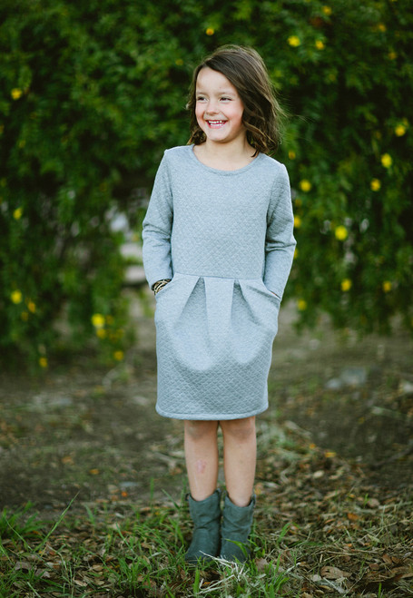 AUDREY DRESS PDF Sewing Pattern & Tutorial