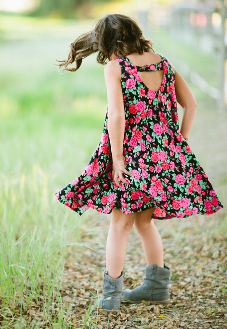 CORA DRESS PDF Sewing Pattern & Tutorial