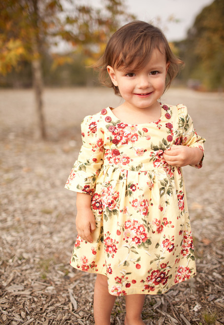 ELLA DRESS PDF Sewing Pattern & Tutorial
