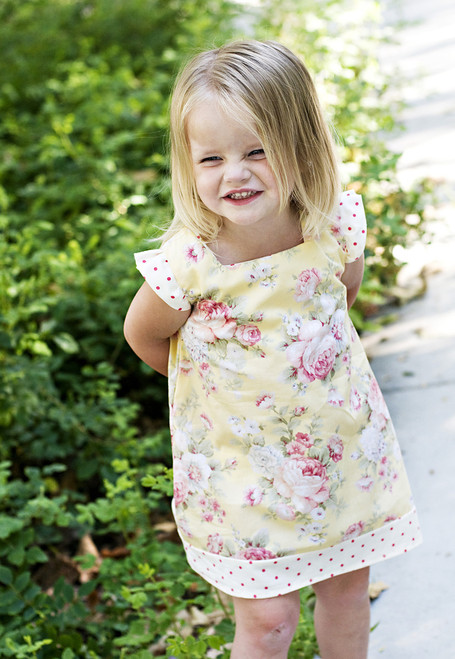 ELSIE DRESS PDF Sewing Pattern & Tutorial