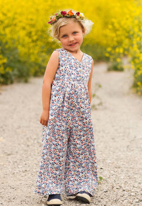 KATELYN ROMPER PDF Sewing Pattern & Tutorial