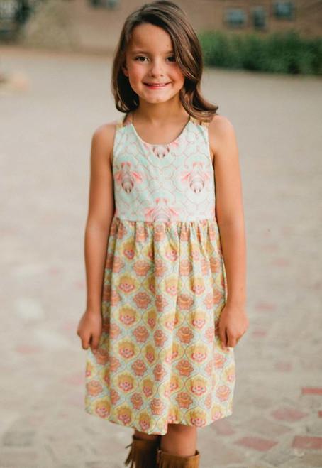 RAVEN DRESS PDF Sewing Pattern & Tutorial