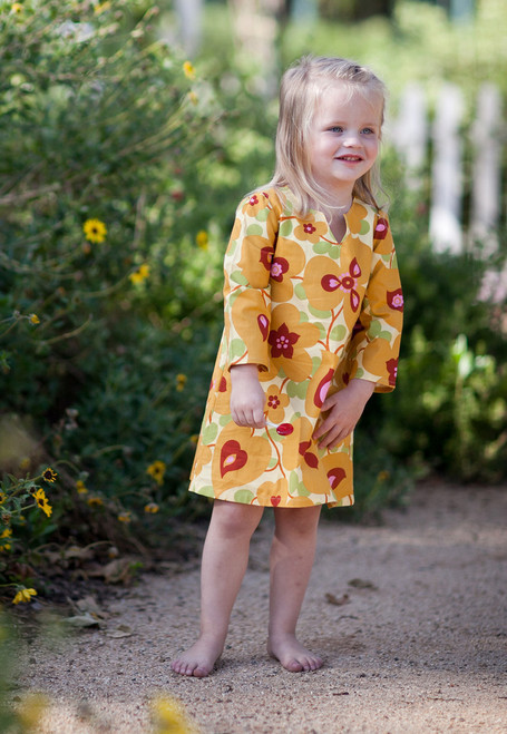 SOPHIA TUNIC PDF Sewing Pattern & Tutorial