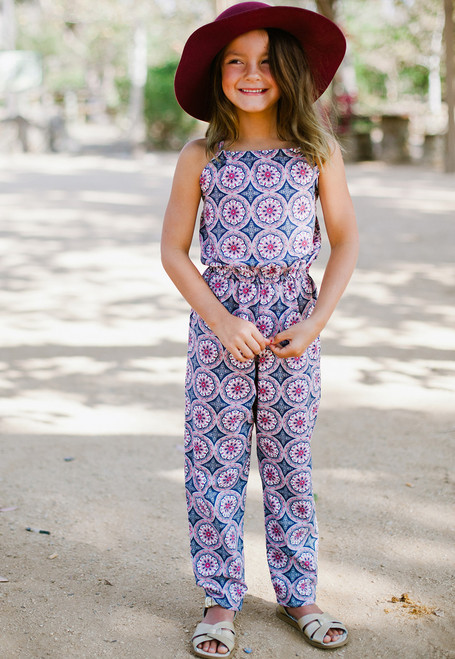 TAHITI ROMPER PDF Sewing Pattern & Tutorial