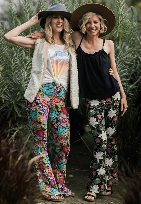 WOMEN'S LUNA BELLS PATTERN PDF Sewing Pattern & Tutorial