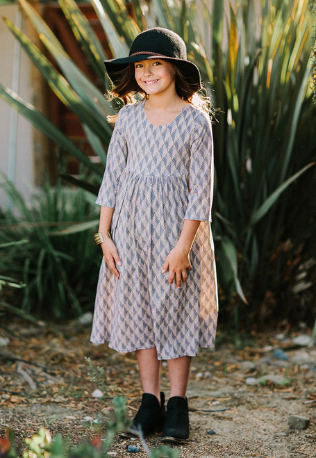 CASSIDY DRESS PDF Sewing Pattern & Tutorial