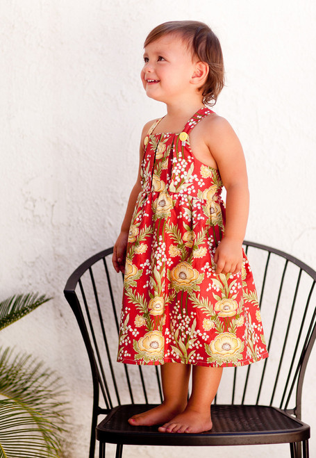 ELIZABETH DRESS PDF Sewing Pattern & Tutorial