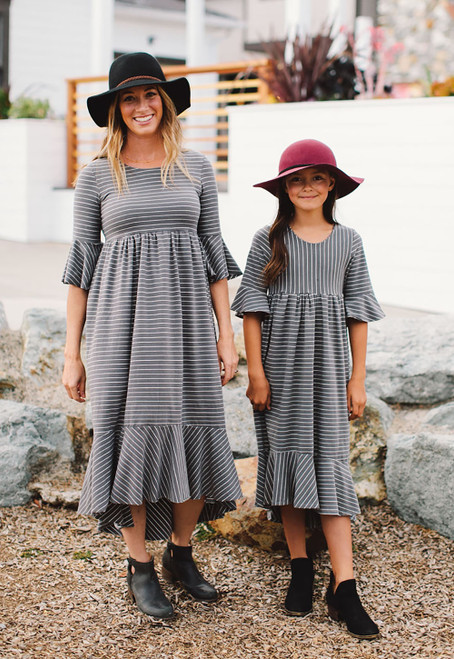 SADIE DRESS SET PDF Sewing Pattern & Tutorial