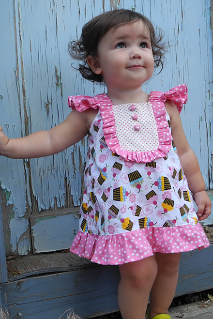 REESE DRESS PDF Sewing Pattern & Tutorial