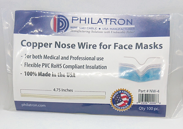 Copper Nose Wire for Face Mask