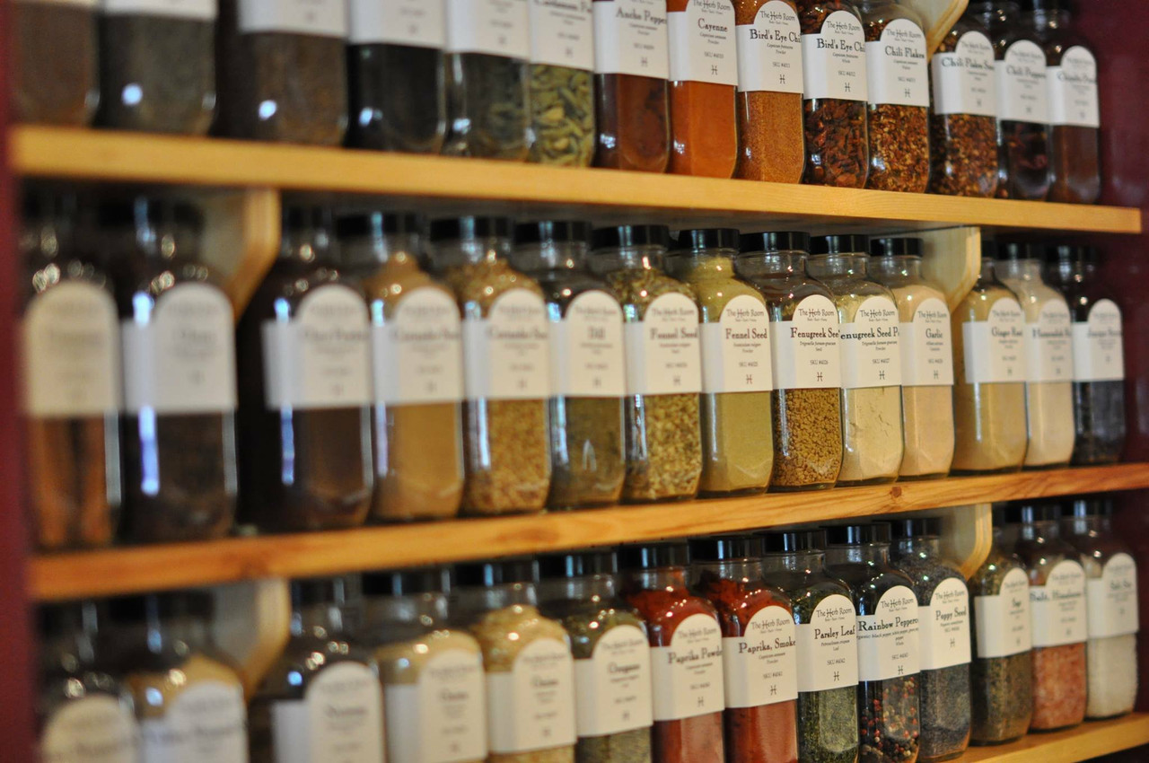 Culinary Spices & Seasonings