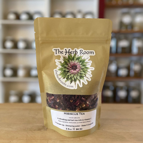 Hibiscus Tea (Pkg)