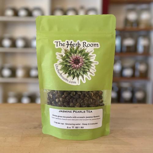 Jasmine Pearls Tea (Pkg)