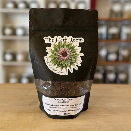 Yaupon, Dark Roast Tea (Pkg)