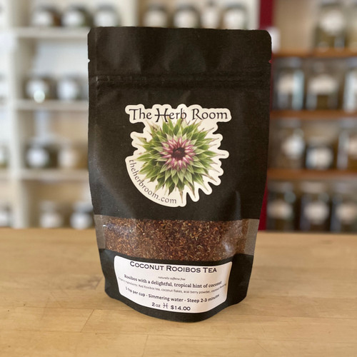 Coconut Rooibos Tea (Pkg)