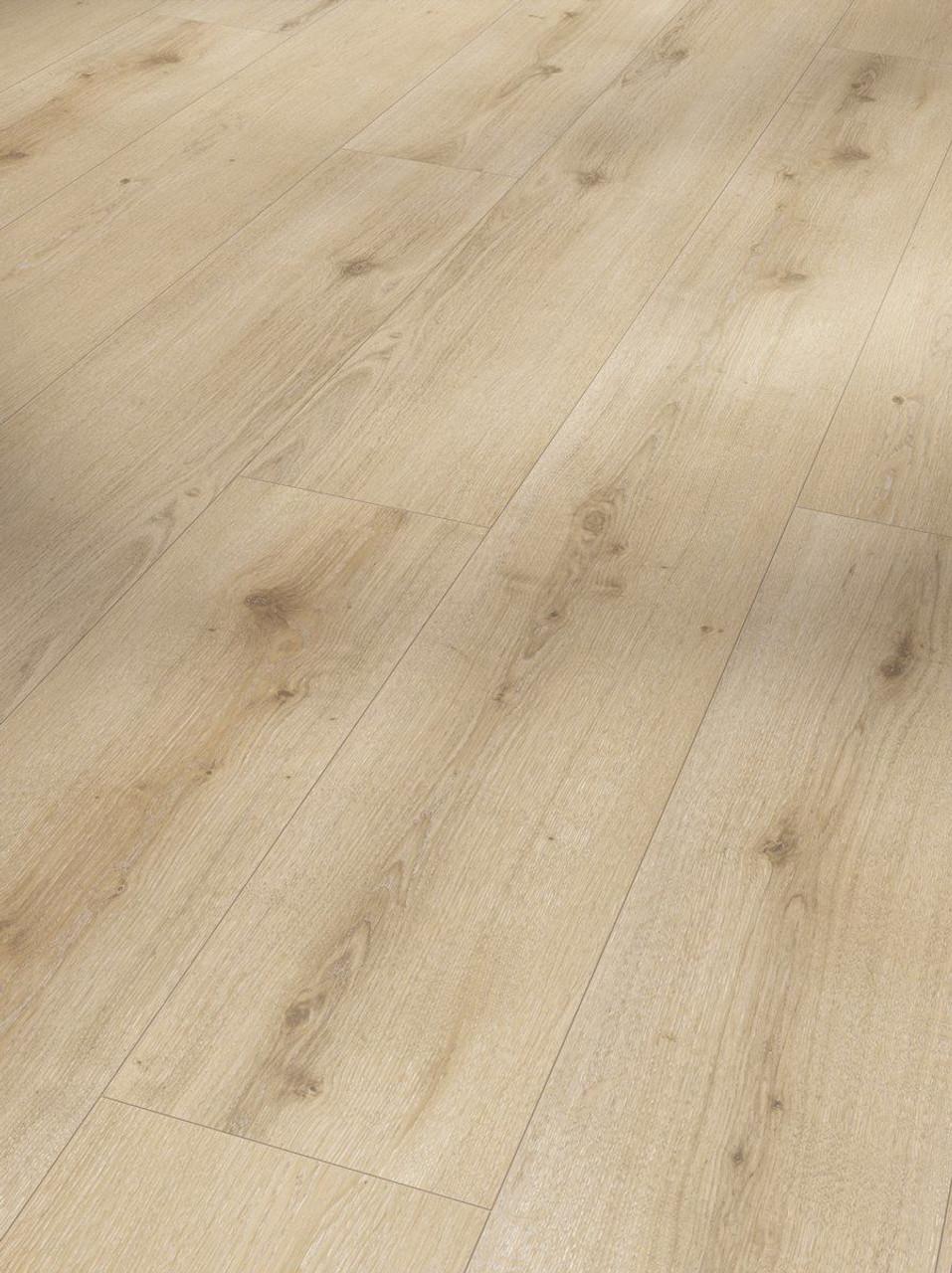 Parador Modular One Oak Urban Light Limed Wide Plank Resilient Flooring