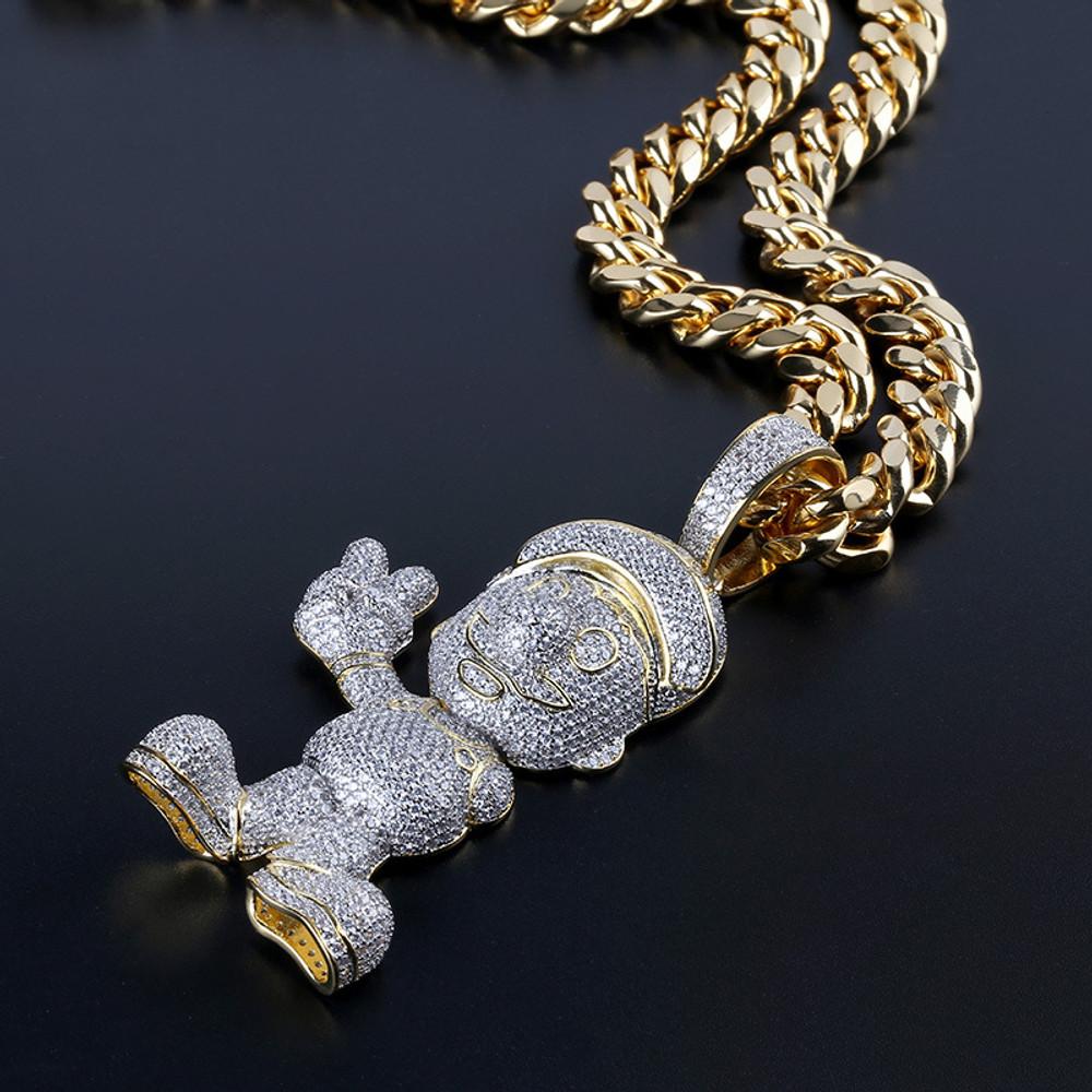 Super Mario Chain Necklace
