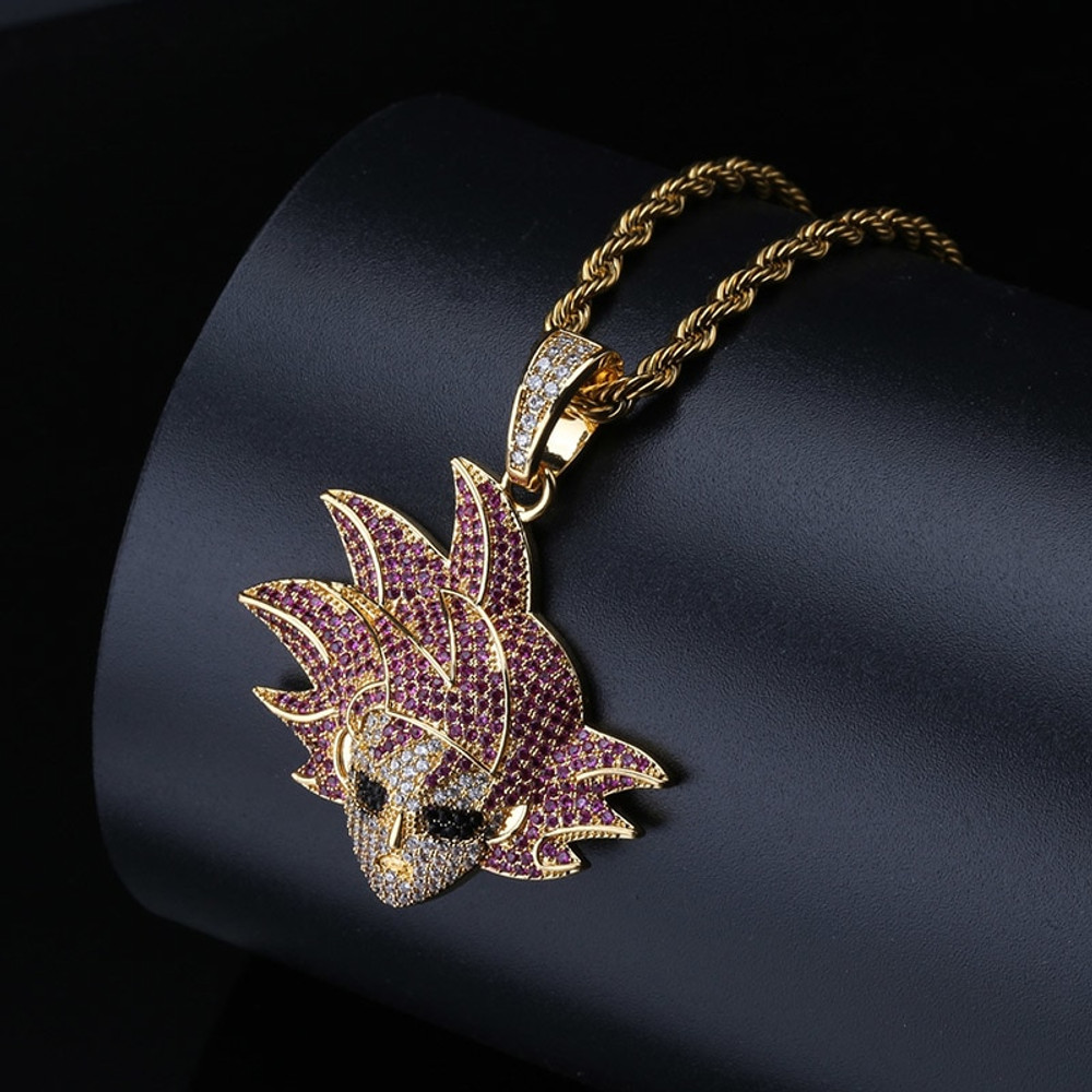 Diamond Vegeta Dragon Ball Z Chain