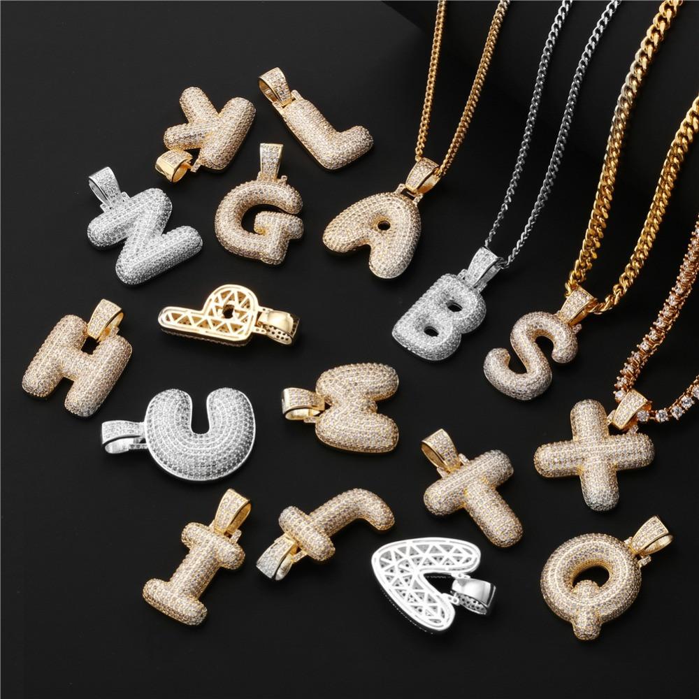 Bling Jewelz Bubble Letter Chains