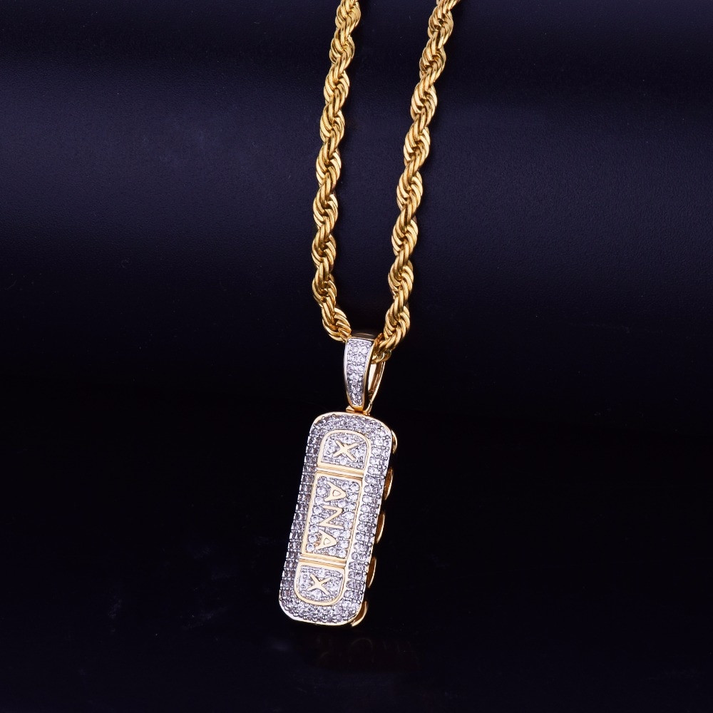 Gold Xanax Chain