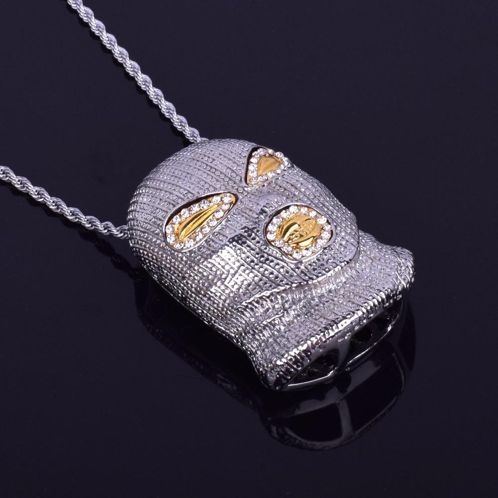 Silver Goon Pendant