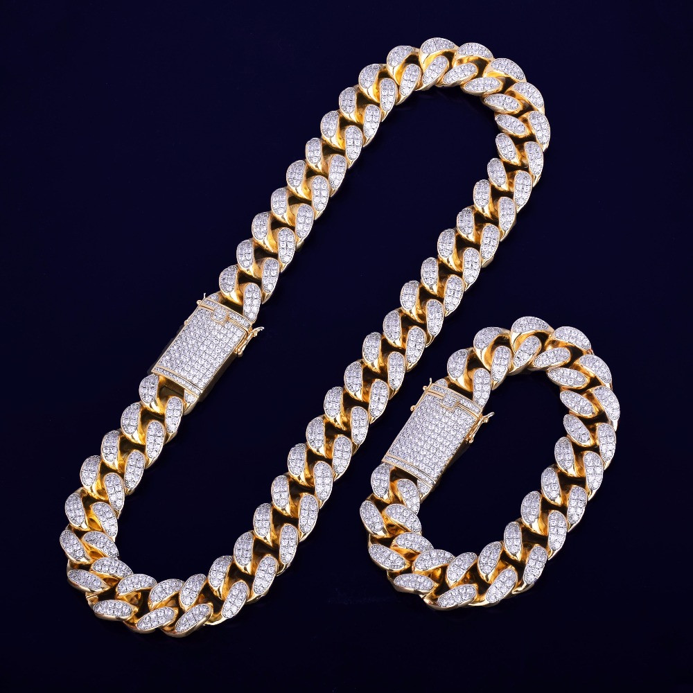 Miami Cuban Link Chains