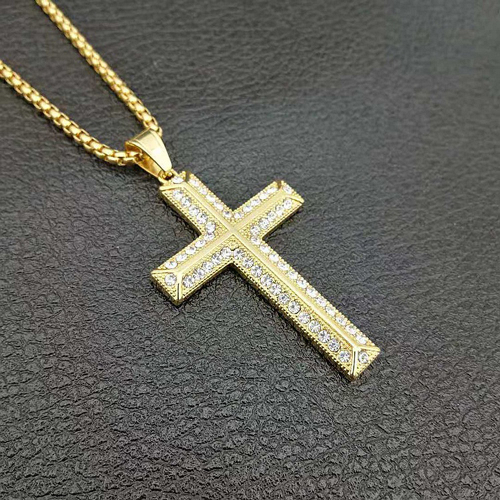 Men Christian Prayer Jewelry
