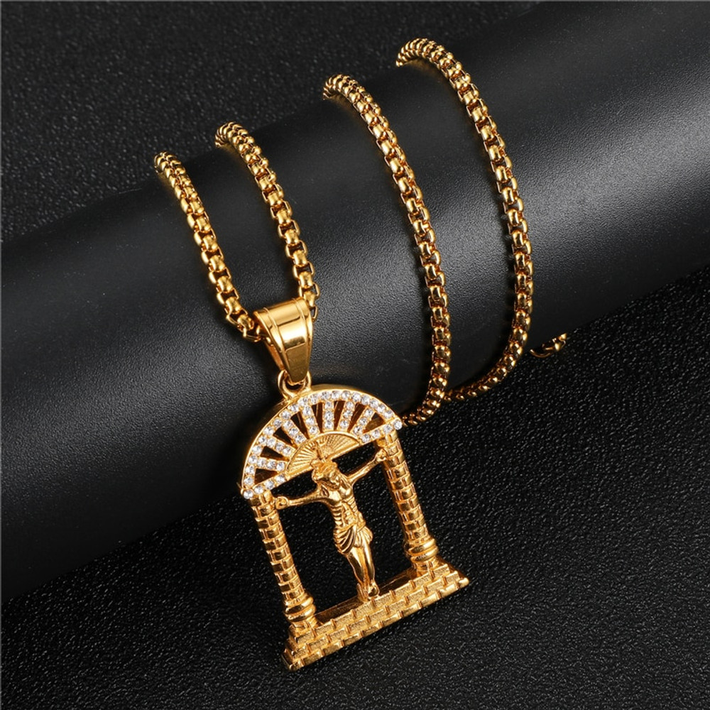 Mens Gold Jewelry