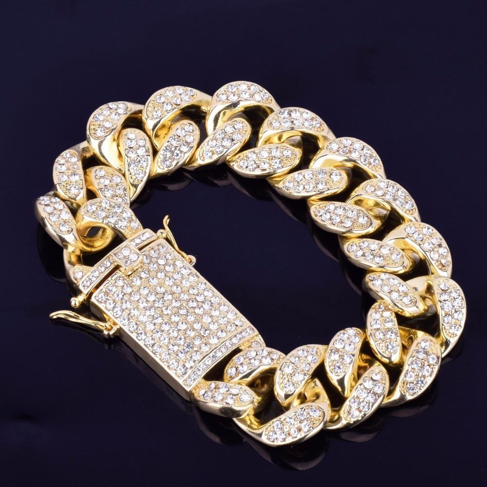 Gold Hip Hop Jewelry