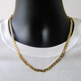 14k Gucci Link Chain Necklace