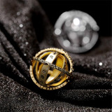 Astronomical Sphere Ball Cosmic Life Love Ring
