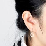 14k Gold Silver Stainless Steel Rainbow Teardrops Dangle Drop Earrings