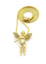 Small Angel Pendant