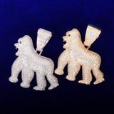 Hey! Is It A Monkey Pendant? Nah! It's A Hip Hop Orangutan That Tells A Tale!