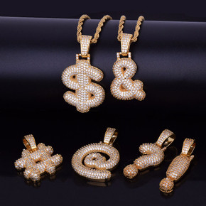 Bubble Letter Chains