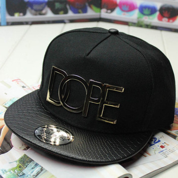 Dope Adjustable Snapback Hip-Hop Hat