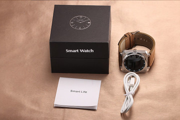 US18 Bluetooth NFC Wireless HD Smart Watch For Android IOS