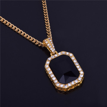 Iced Out Pendant