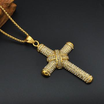 Hip Hop Ribbon Cross