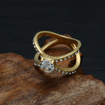 Diamond Bow Knot Iced Out Ring