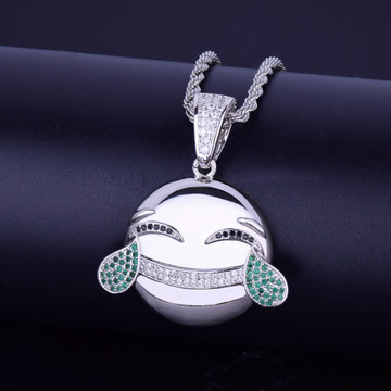 Silver Hip Hop Jewely