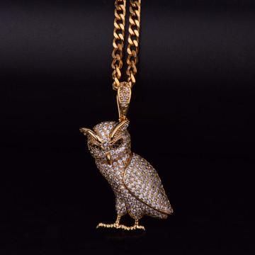 OVO Owl Chain