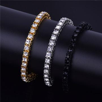 1 Row Bling Tennis Bracelet