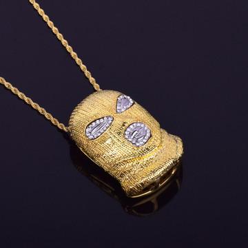 Gold Goon Pendant