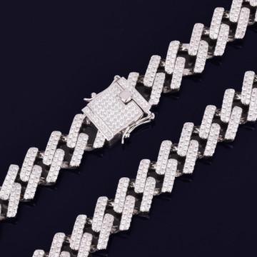 .925 Sterling Silver Cuban Link